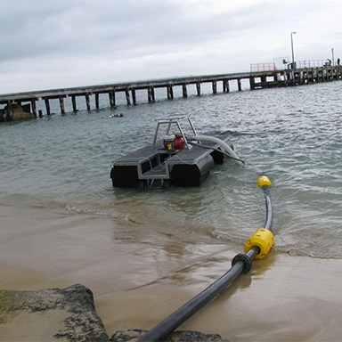 Rent-a-Dredge - Dredging Services - Specialising in mini