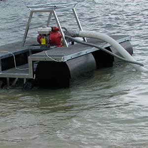 Rent-a-Dredge - Dredging Services - Specialising in mini dredgers